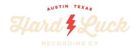 Hard Luck Recording Co, Austin TX